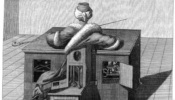 Prototyper L'Expérience – Le Turc Mécanique