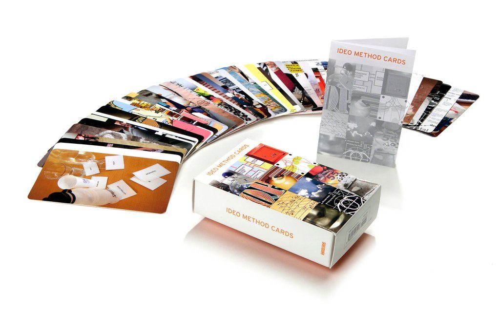 IDEOS Method Cards : 51 petits exercices simples pour observer, demander, essayer et analyser !