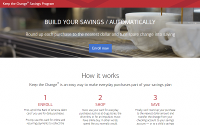 """Keep the Change"", un projet de Bank of America réalisé en mode Design Thinking !"