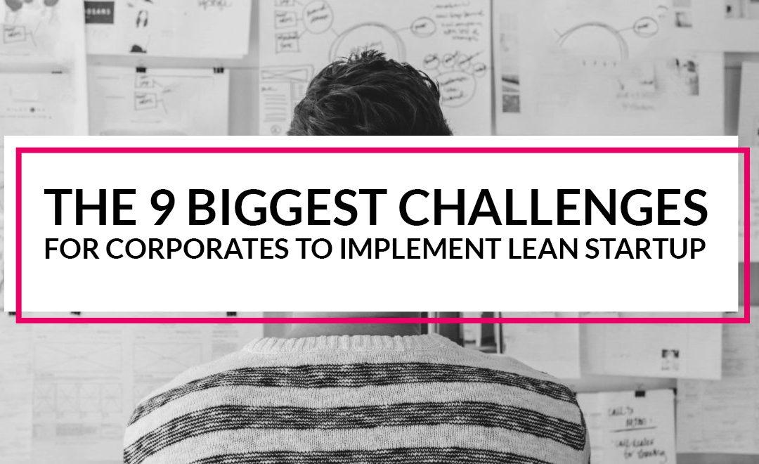 Comment faire adhérer votre société à la démarche Lean Startup ?