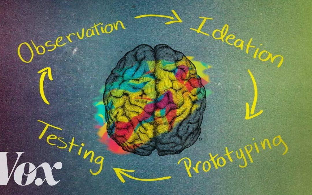 Une explication du Design Thinking en 5 minutes avec Tim Brown, CEO de IDEO – Video