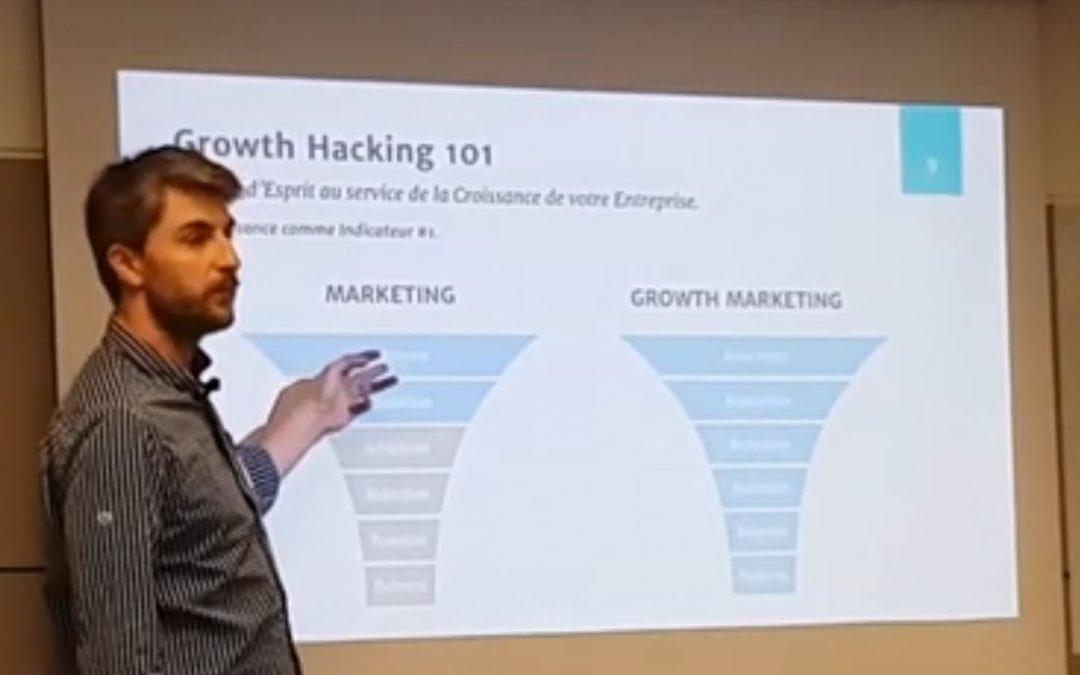 Découvrez le Growth Hacking avec Brice Maurin (Deux.io) ! – VIDEO