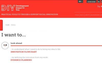 Retrouvez TOUS les outils et méthodes Design Thinking de NESTA! #BonneRentrée