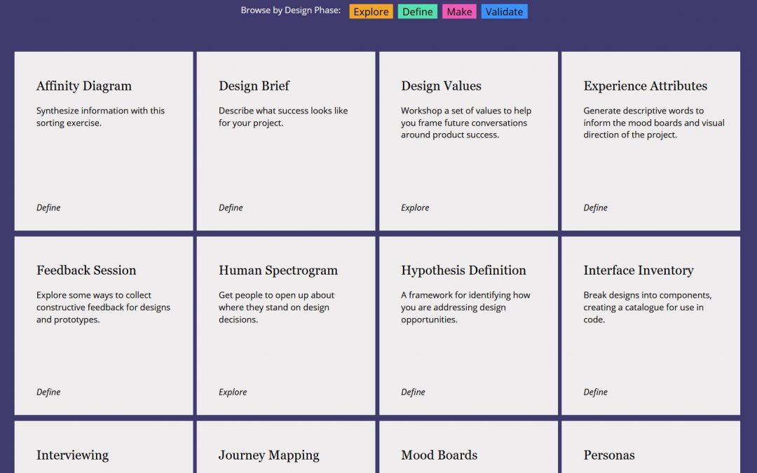 Encore Un Open Design Toolkit Juste Pour Vous !