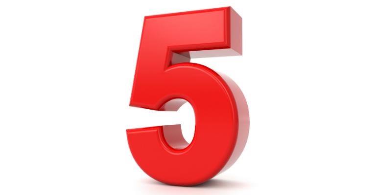 Vos 5 ressources les plus précieuses