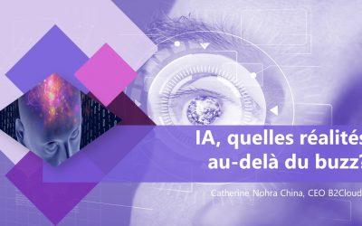 Intelligence Artificielle, au-delà des Buzzwords ! – VIDEO