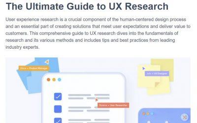 Le Guide Ultime de la Recherche Utilisateur