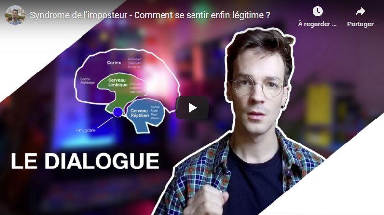 Syndrome de l'imposteur | Comment se sentir enfin légitime ? – Une vidéo de Paul Delprat